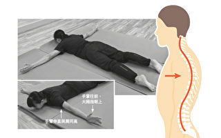 驼背是肺的大敌!3招练胸背肌 改善驼背又强肺
