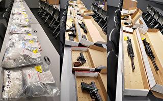 FBI逮捕南加18名亞裔幫派分子
