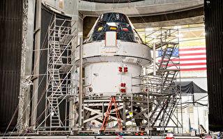 NASA登月飞船通过关键测试