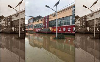 【一线采访】安徽庐江泡水40天 灾民绝望