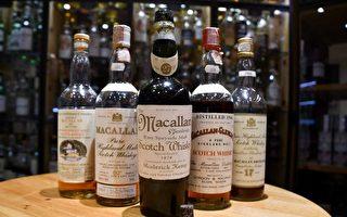 父每年送儿威士忌庆生 28年后卖酒可买房