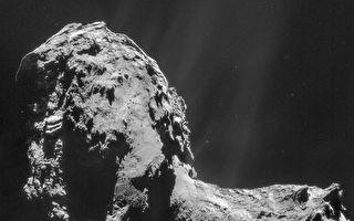独一无二 彗星周围首次观测到神秘的极光