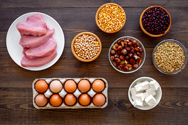 糖类:蛋白质 = 3:1或4:1,这个比例最能帮助身体恢复能量和肌肉。(Shutterstock)