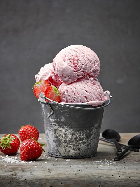 冰淇淋, 冰激凌