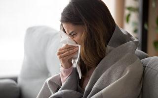 流感季节 区分流感 感冒 染疫和过敏