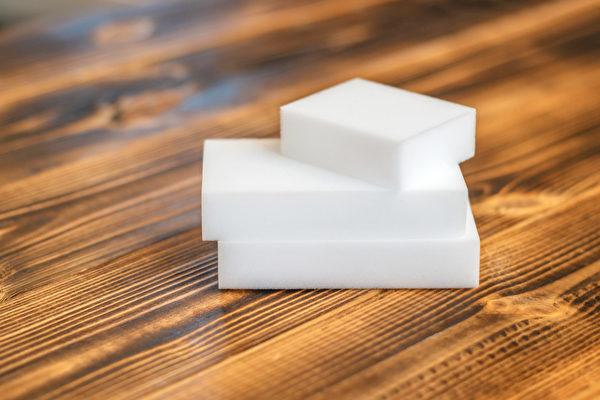 科技海棉只適用環境清潔,不建議用來清洗餐具。(Shutterstock)