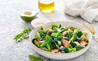 多吃深色蔬菜和莓果,有助改善慢性發炎,預防癌症。(Shutterstock)