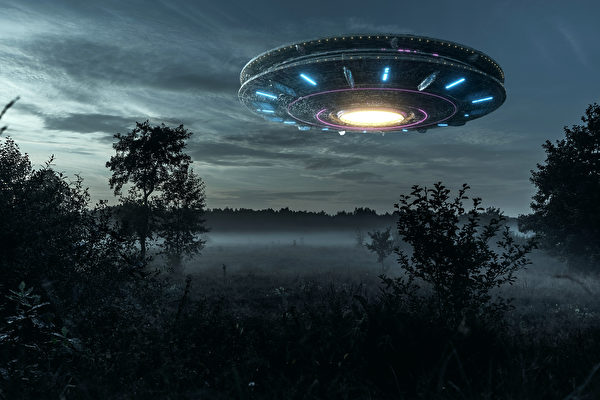 曾目击UFO 美前飞行员:政府或有外星科技