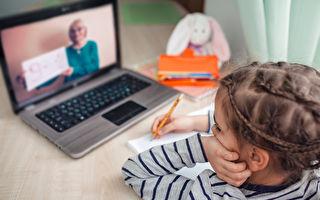 上網課首日 多倫多一些小學生沒有老師教
