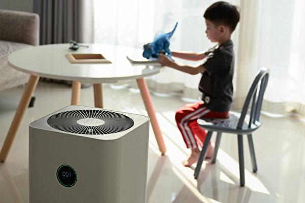改善居家空氣品質 挑選空氣清淨機3個重點
