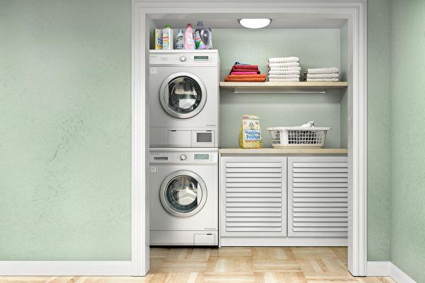 洗衣机, 水温