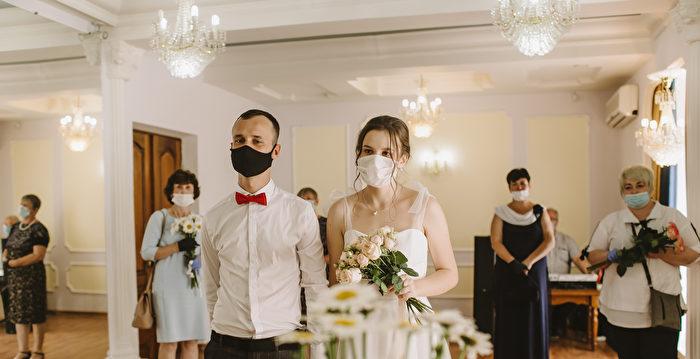 疫期參加婚禮?專家:三思而後行