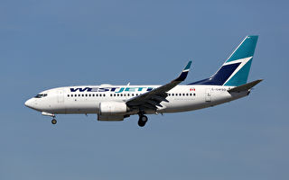 旅客拒戴口罩 西捷取消卡城飞多伦多航班