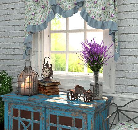 法式风格, 室内设计