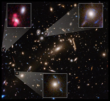 宇宙之谜 新观测揭示暗物质模型重大缺陷
