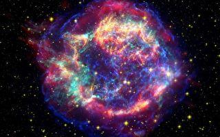 海洋深处发现超新星遗迹
