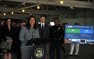 旧金山15亿美元巨额赤字 布里德等官员领取高额年薪