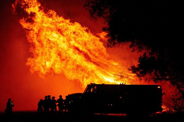 斯坦福大学:加州野火烟尘 或已致死一千多人