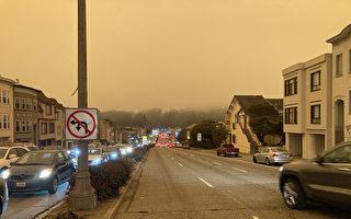 锁城雾霾本周逐步消散 大风增加消防压力