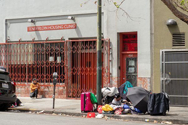 旧金山市府起诉28名毒贩 禁其入田德隆区