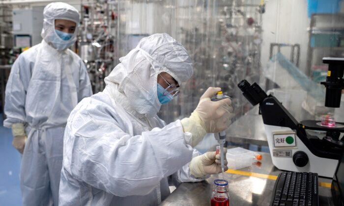 浙江緊急接種疫苗 專家:可能反有害
