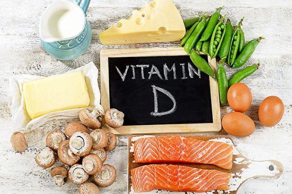 研究:血液中維生素D含量可作為健康指標