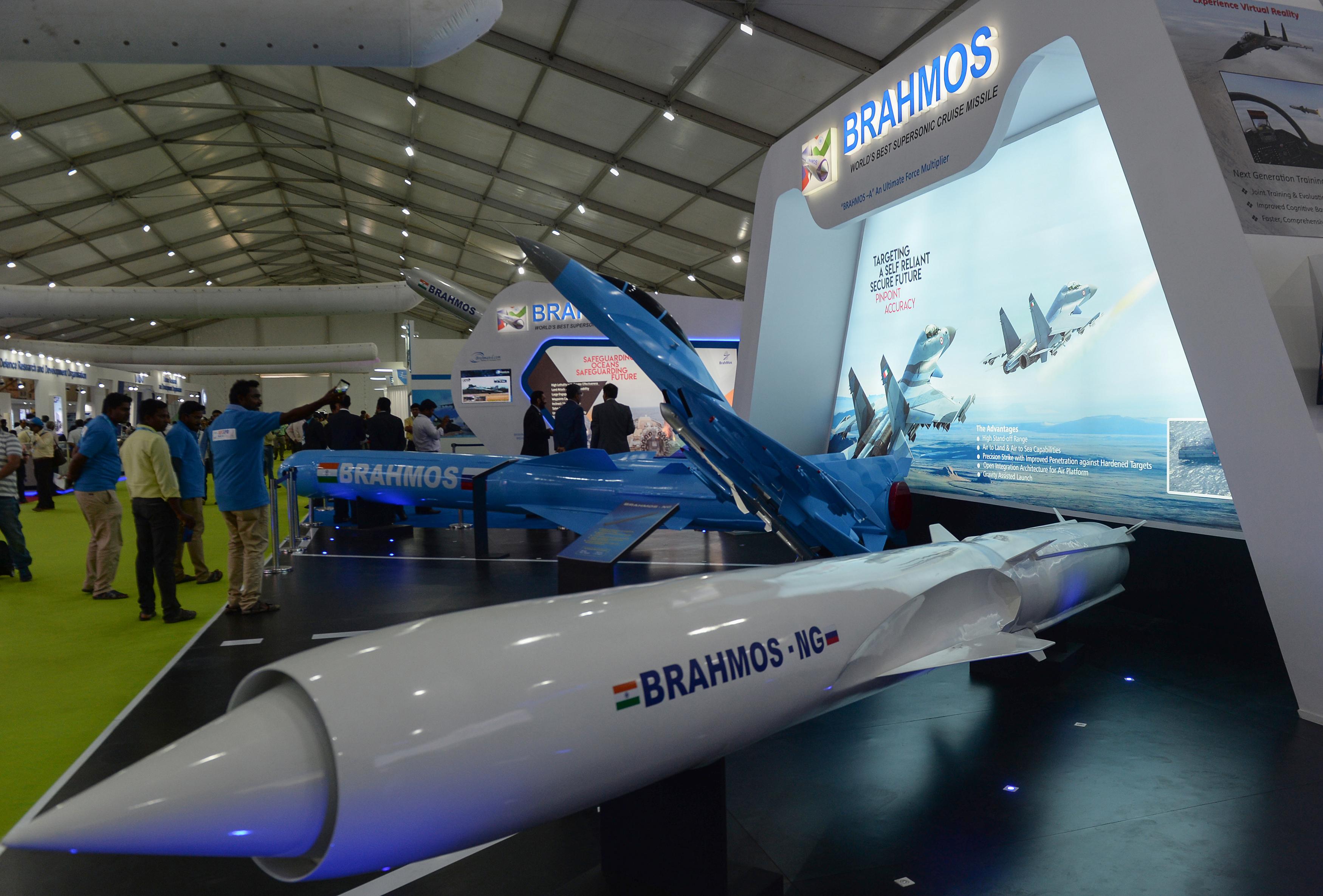 印度成功試射新型超音速導彈 向中共釋何信號