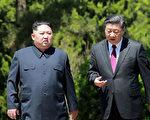 金正恩习近平互传口信后 韩朝边境现朝军异动