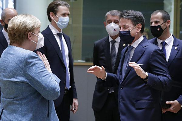 欧盟:北京需兑现开放市场承诺 停止侵犯人权