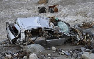 組圖:法國意大利遭洪水襲擊 9死多人失蹤