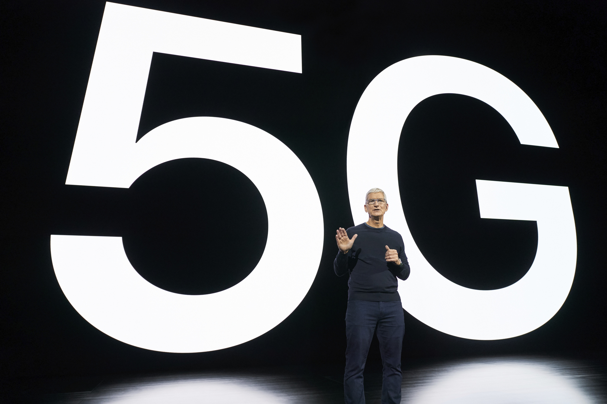 5G還是4G LTE網 如何使iPhone 12獲最快速度