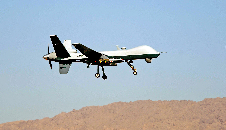 白宮擬向台灣軍售MQ-9無人機和導彈防禦系統