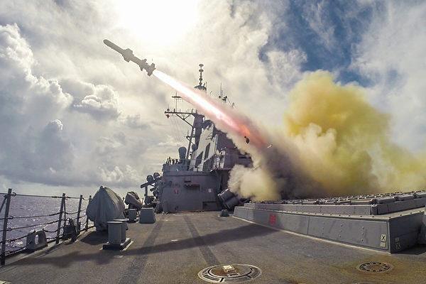 美國再對台軍售23.7億 含400枚反艦導彈