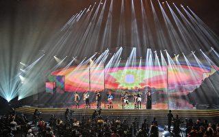 蔡英文賀金曲獎 肯定台灣自由民主下的創作空間