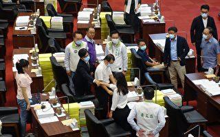 高市议会开议审总预算 议长要求提减债计划