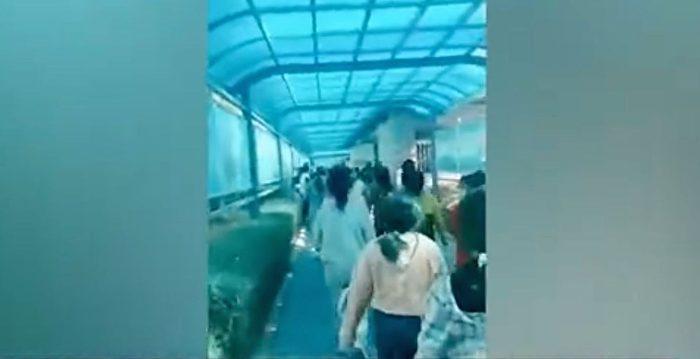 遼寧小學69人疑食物中毒 學生吃兩天前飯菜