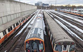MBTA新车厢延迟1年交付  制造商中车公司或被罚款