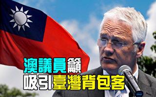 【澳洲新闻热点10.21】议员吁政府吸引台湾背包客
