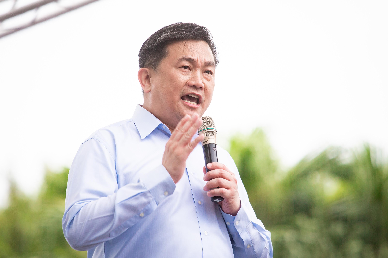 李孟居被自白 台立委:中共定罪都不用證據
