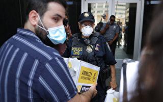 突袭庇护城市 美移民局逮捕172名犯罪非法移民