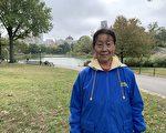 華裔護理員無懼疫情堅守崗位 獲頒「英雄證書」