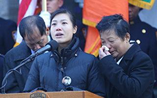 刘文健殉职6年 遗孀指凶手相信政客谎言