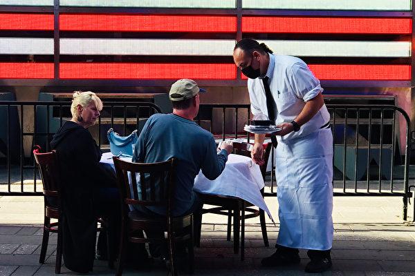 紐約時代廣場年度美食節 餐廳位置影響人氣