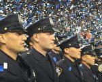 纽约市警招900新兵 警察比去年仍少1800人