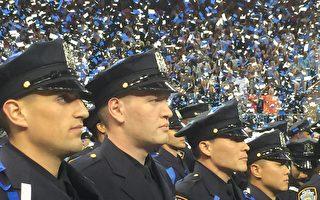 紐約市警招900新兵 警察比去年仍少1800人