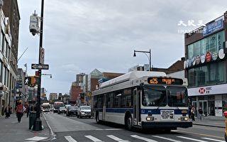 社区反对无效  市交通局下月实施法拉盛公车道