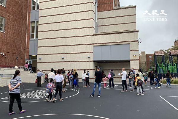 纽约市9处疫情热点区内学校 10/6起关闭