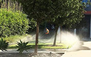 野火频发带居民应提前做好防火措施