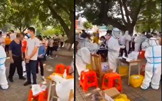 【一线采访】广州一度假村酒店现疫情被封