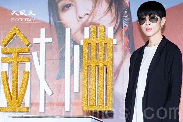 金曲獎收視最高4.02 陳珊妮頒獎88萬人收看